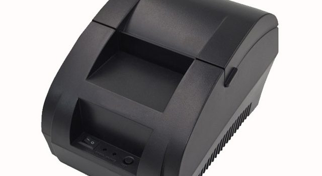 Thermal Printer and mechanism