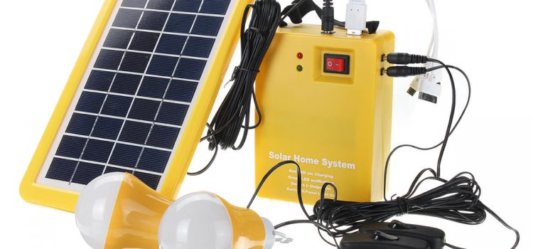 Solar street Light and Solar Generator